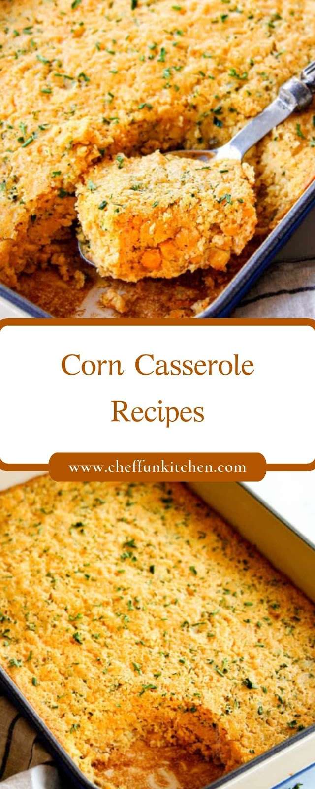Corn Casserole Recipes