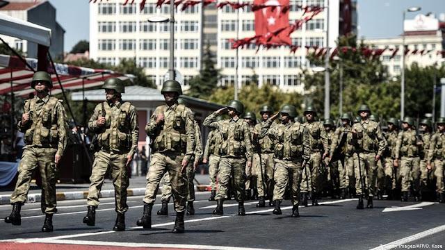 البرلمان التركي يفوض الجيش التركي التدخل عسكرياً في ليبيا