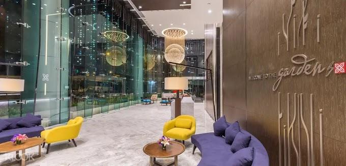 香港旺角希爾頓花園酒店: 住宿+早餐+午餐