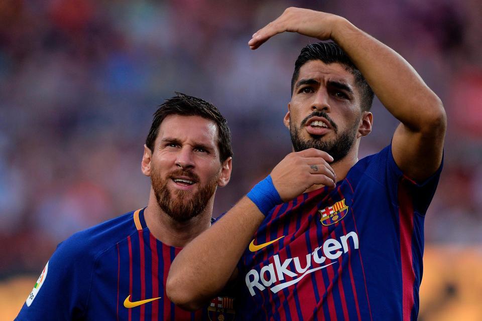 Suarez Tidak Masalah Apabila Barcelona Depak Dirinya