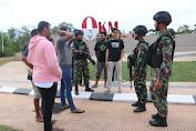 Wisatawan Melonjak, Penjagaan di Titik Nol KM Merauke Ditingkatkan