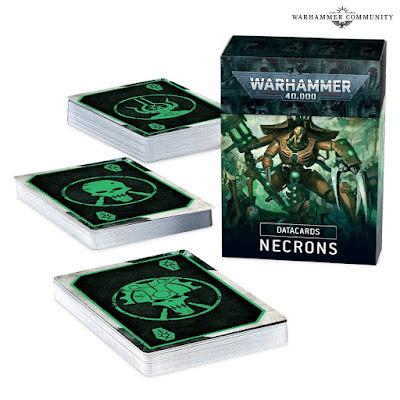 datacards necrones