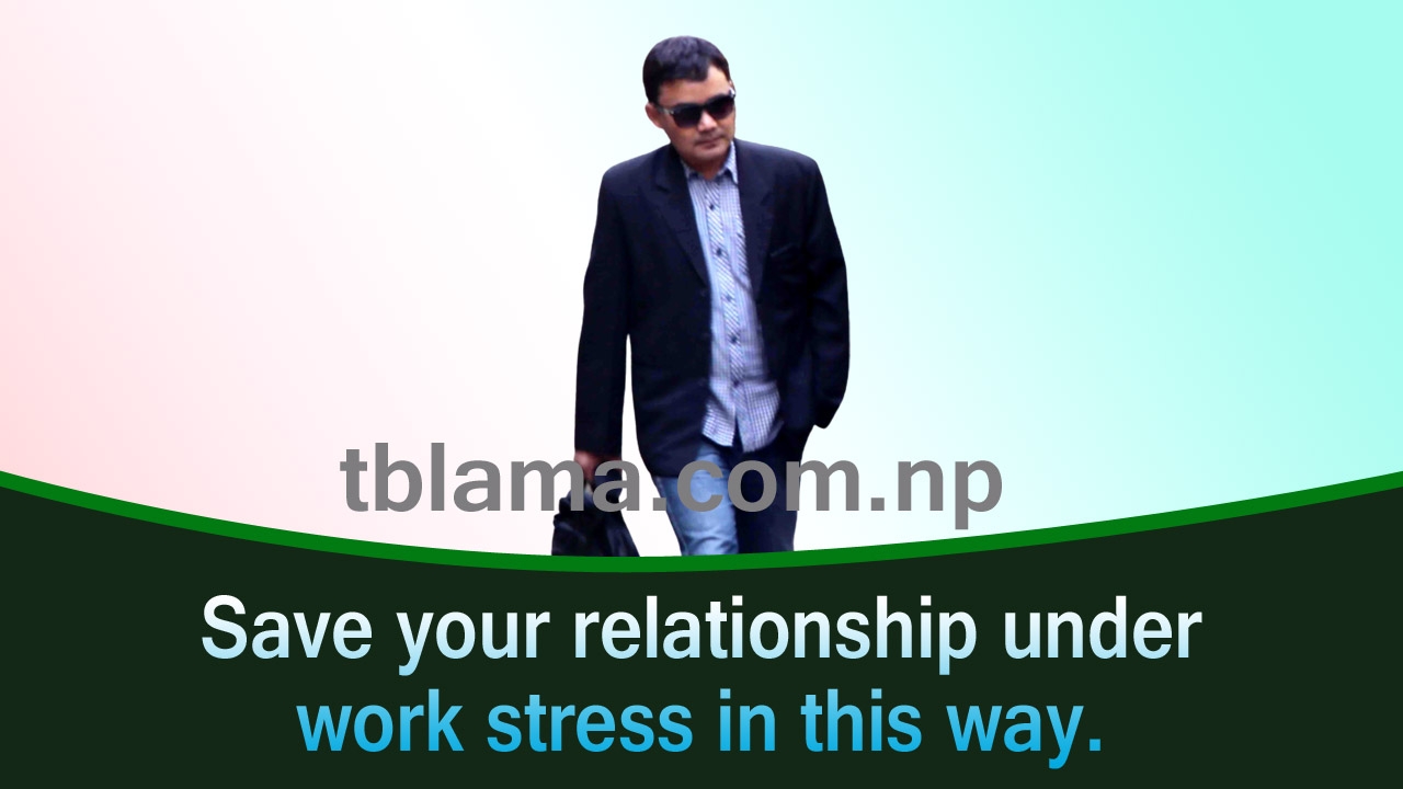 Save your relationship under work stress in this way.