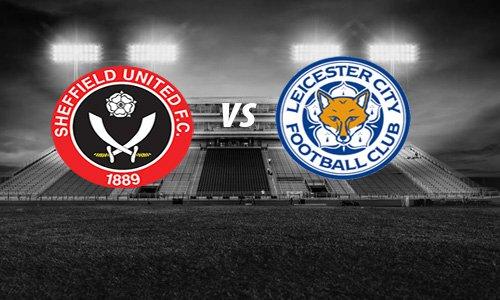 مشاهدة مباراة ليستر سيتي وشيفيلد يونايتد بث مباشر 16-7-2020 الدوري الانجليزي