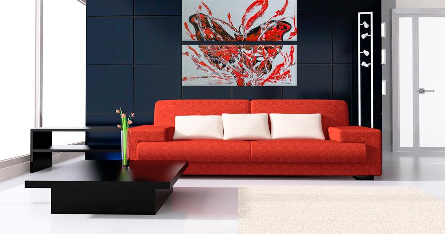 jo lle caria artiste peintre toiles tableaux modernes contemporains tableau grand. Black Bedroom Furniture Sets. Home Design Ideas