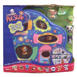 Littlest Pet Shop Carry Case Monkey (#189) Pet