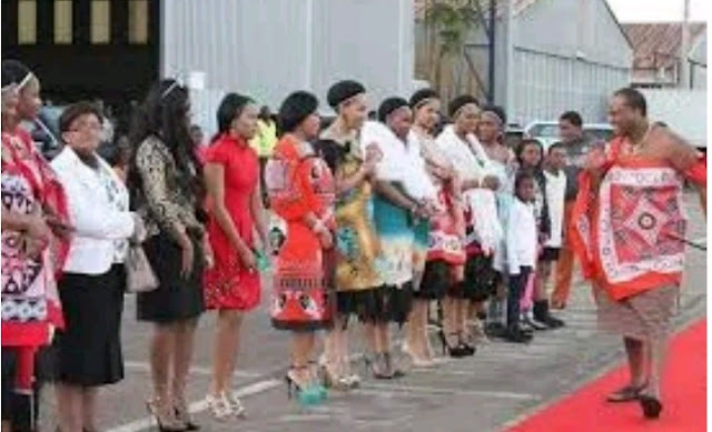 Marry 5 wives or face life sentence, Swaziland King orders country men
