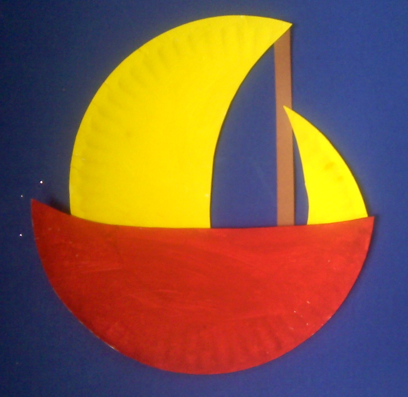 Crafts For Preschoolers Sailing Away With Max