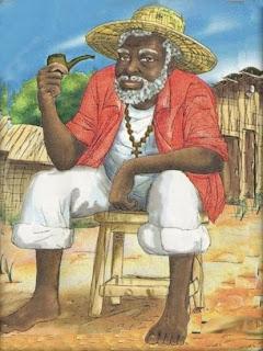 preto velho, umbanda