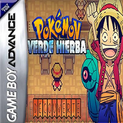 Pokemon Verde Hierba GBA ROM Download