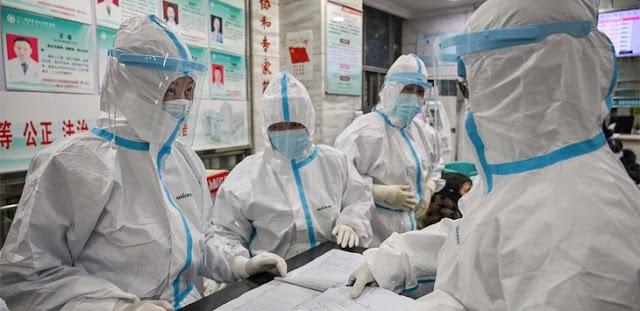 Mengerikan! Virus Corona Menewaskan 1 Orang Setiap 12 Menit