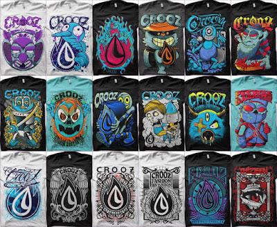 Kisah Sukses Brand clothong Original - Crooz