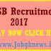 GSSSB Recruitment 2017 for Staff Nurse, Medical Officer, Nursing Tutor & Royalty Inspector Posts