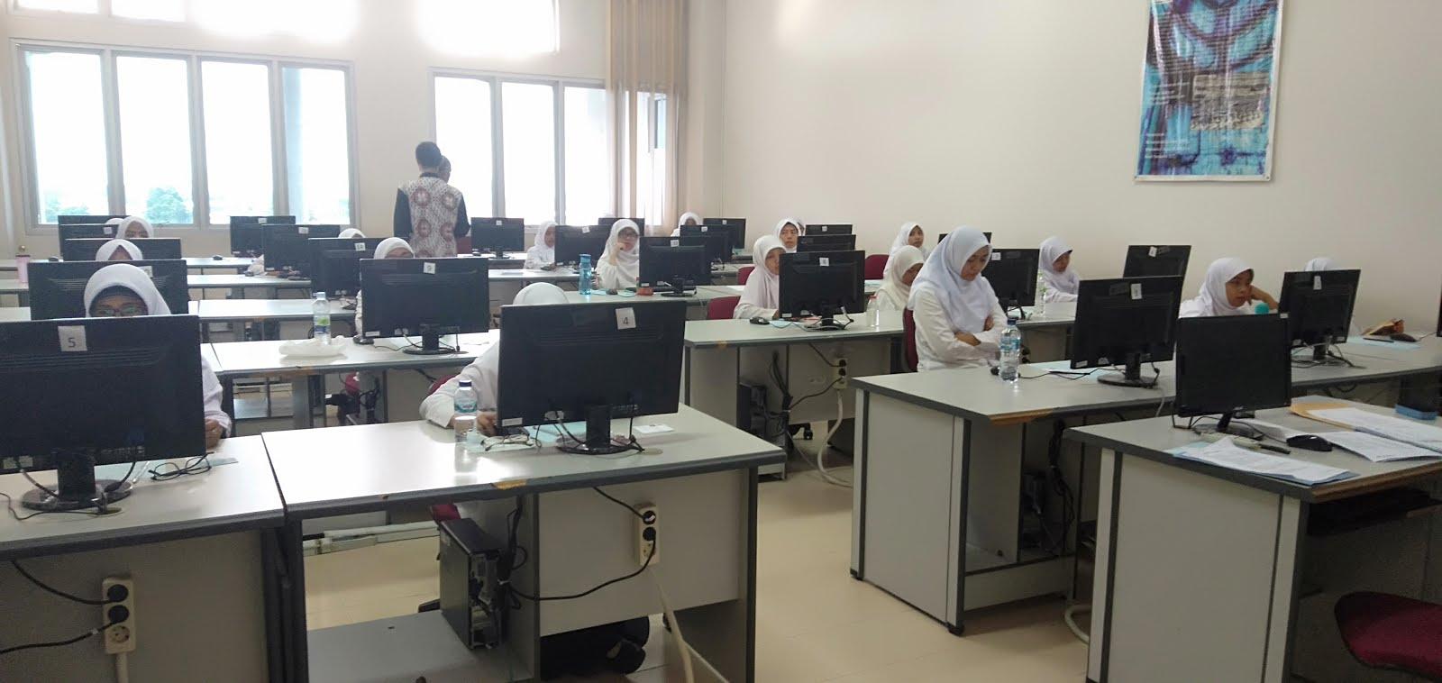 Lab Informatika UIN Sunan Kalijaga