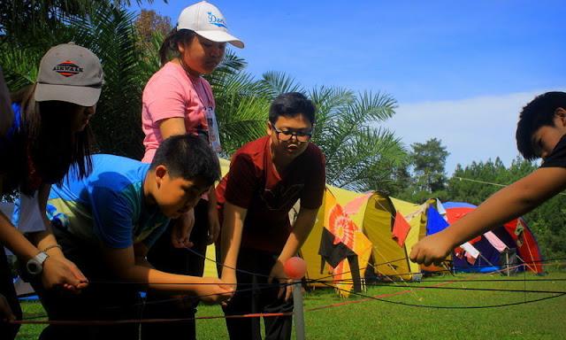 Tempat Jasa Outbound Training Terbaik di Jakarta