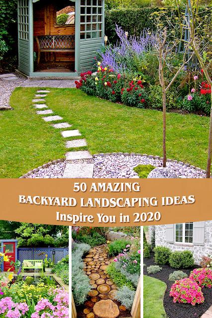 Amazing Backyard Landscaping Ideas Inspire You in 2020