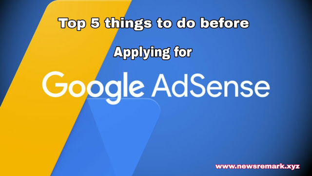 How to take approval from Google Adsense