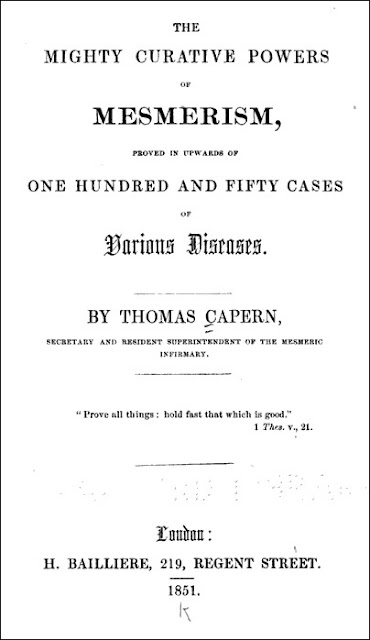 The Mighty Curative Powers of Mesmerism