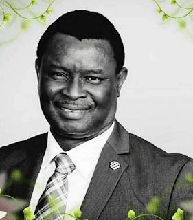 Pastor Mike Bamiloye