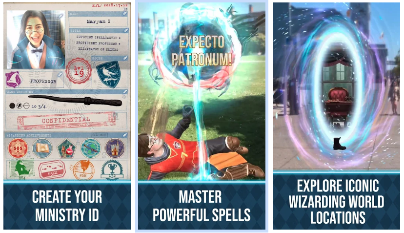 Harry Potter Wizards Unite Philippines AR Game