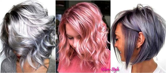 colore capelli 2021 rosa