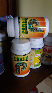 POWER NUTRITION 083877612071