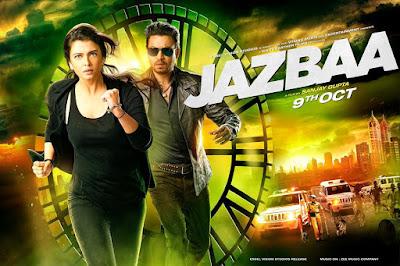 Jazbaa movie