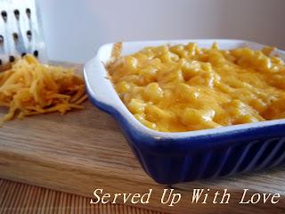Melissa's Macaroni and Cheese
