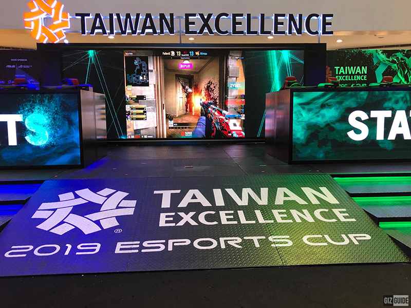 Everything that you missed on 2019 Taiwan Excellence eSports Cup