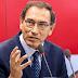 """Peru: Pte. Martín Vizcarra: """"Alan García puede hacer lo que crea conveniente"""""""