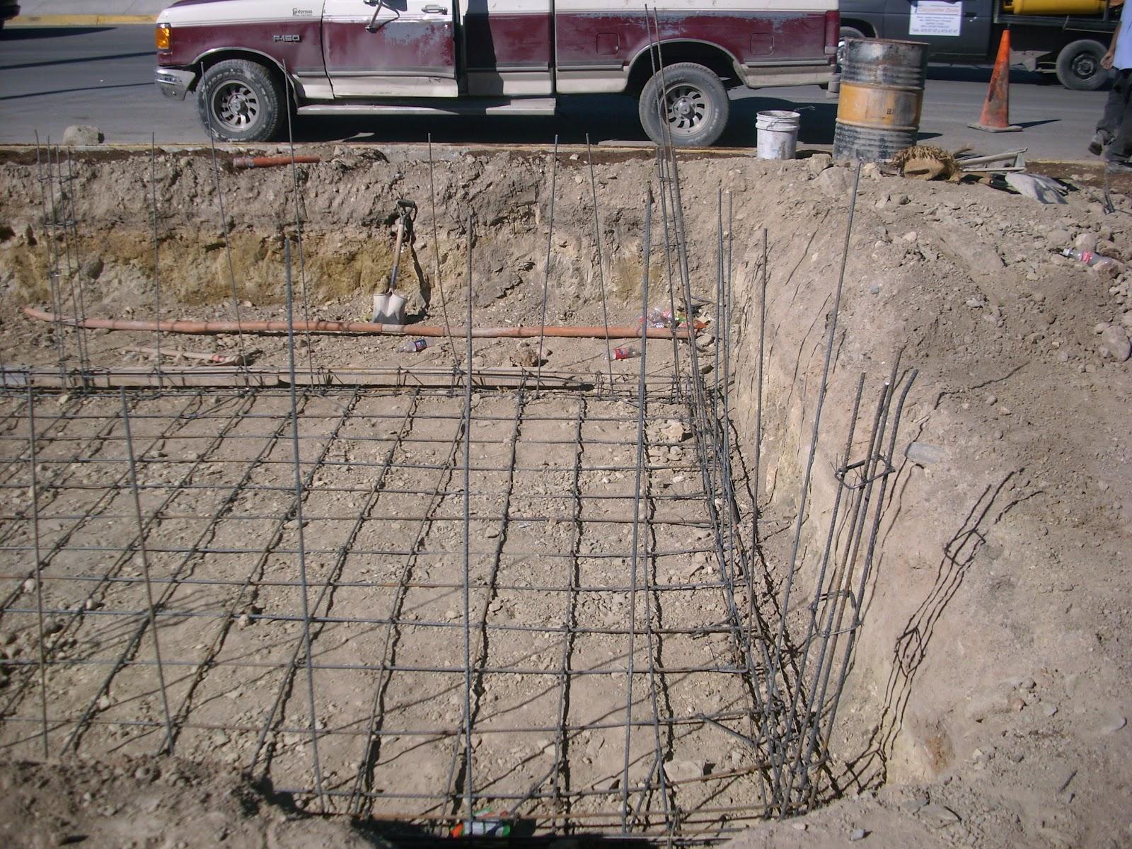 Construccion de aljibe o cisterna de concreto y acero for Manual de diseno y construccion de albercas pdf