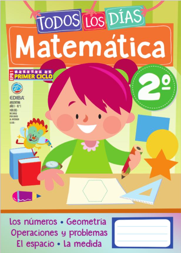 ▶️ Material educativo matemáticas 1 grado ✅🥇