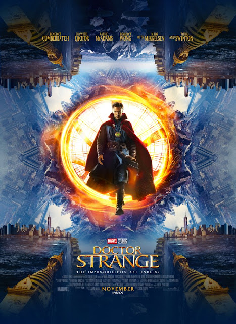 Doctor Strange (2016) Subtitle Indonesia – BRRip 720p