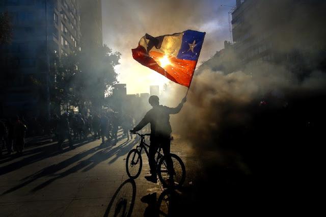 Chile | Assim se prepara a nova batalha