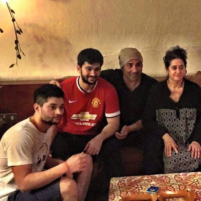 Sunny Deol Family