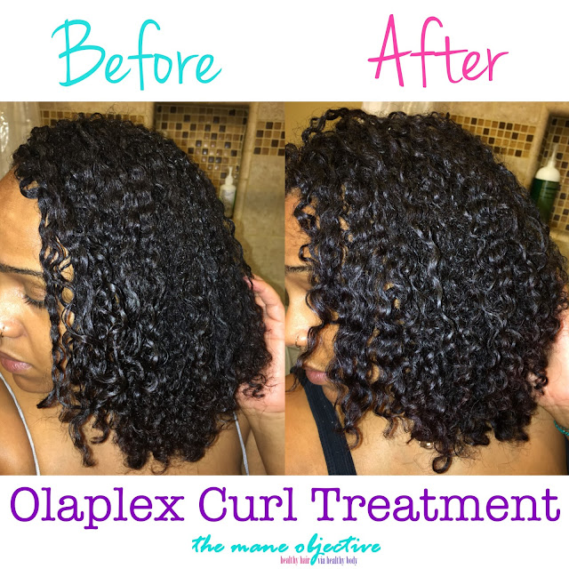 Does Olaplex Work on Natural Curly Hair?