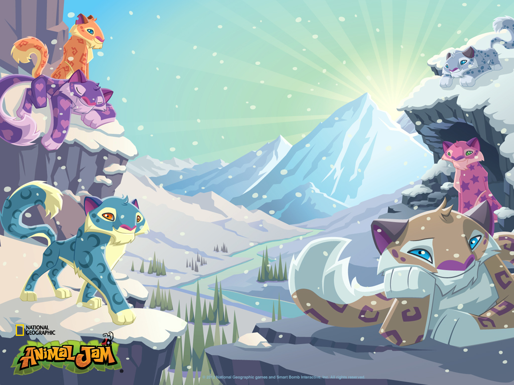 Animal jam wallpapers awesome wallpapers - Animal jam desktop backgrounds ...