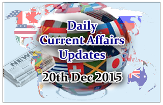 Daily Current Affairs Updates–