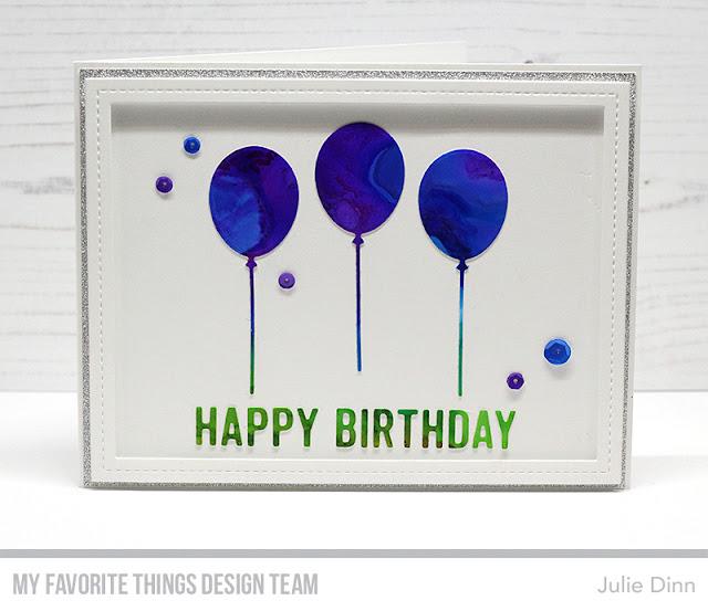Die-namics Happy Birthday Balloon Trio에 대한 이미지 검색결과