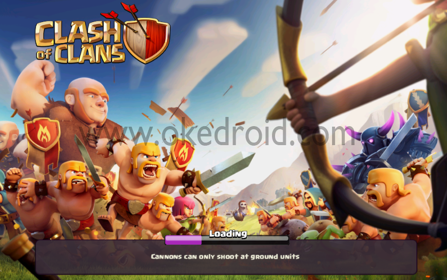 Loading Clash of Clans