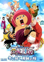 One Piece Movie 9: Episode of Chopper Plus - Fuyu ni Saku, Kiseki no Sakura Subtitle Indonesia