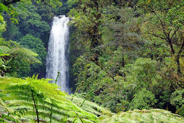 Cataratas de la Paz, Costa Rica