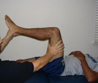 pengukuran goniometri pada lutut posisi fleksi