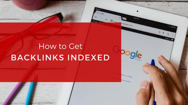 Backlink Indexing