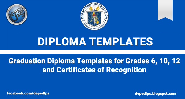 Graduation diploma grades for 6 10 12 certificates of graduation diploma grades for 6 10 12 and certificates of recognition yelopaper Images