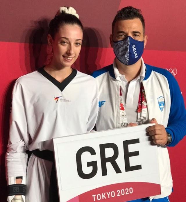 Την ευκαιρία να διεκδικήσει το χάλκινο μετάλλιο της κατηγορίας των -57 κιλών θα έχει η Φένια Τζέλη στους αγώνες ρεπεσάζ