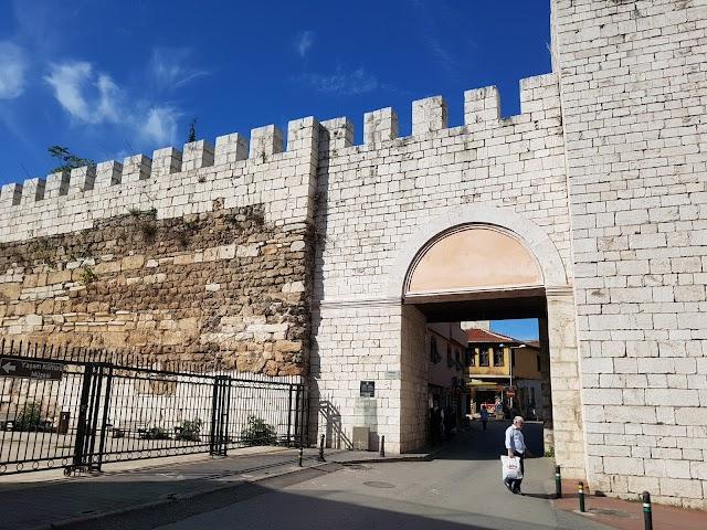 THE BURSA CITADEL ITS RAMPARTS AND GATES