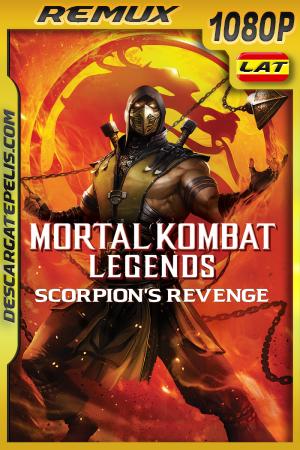Mortal Kombat Legends: La Venganza de Scorpion (2020) 1080P BDREMUX Latino – Ingles