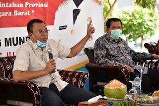 Gubernur: ASN Tidak Boleh Dimutasi Atas Kepentingan Politik, Agama, Budaya dan Adat Istiadat