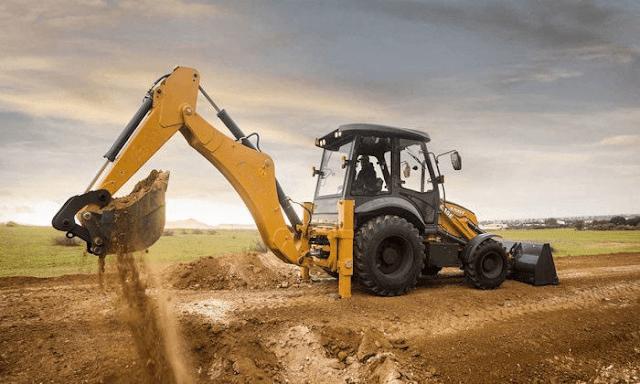 6 Common Types of Heavy Equipment